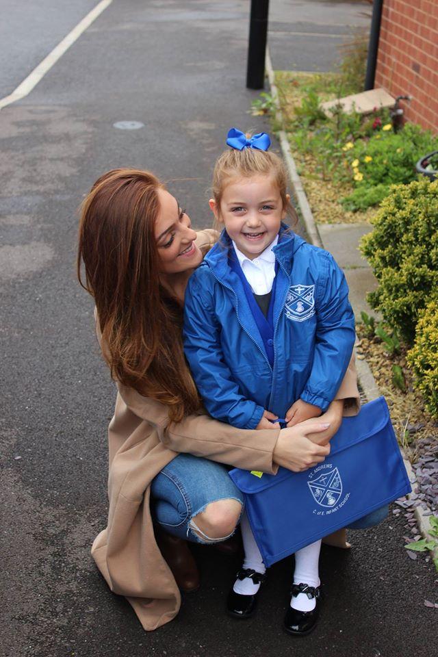 Aiva starts school